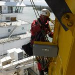Rope Access NDT Inspection